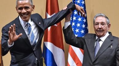 Obama posa fi a la política migratòria que beneficiava els cubans