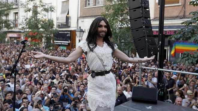 Madrid alça la veu per lluir el seu Orgull Gai
