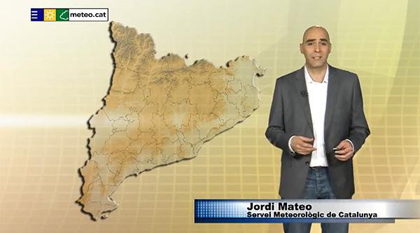 El pronósticodel Servei Meteorològic de Catalunya parala Semana Santa anuncia inestabilidad.