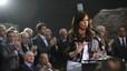 Kirchner assegura que els saquejos no són casuals, sinó una maniobra per desgastar el Govern