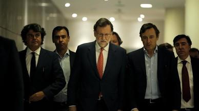 La larga caminata de Mariano Rajoy