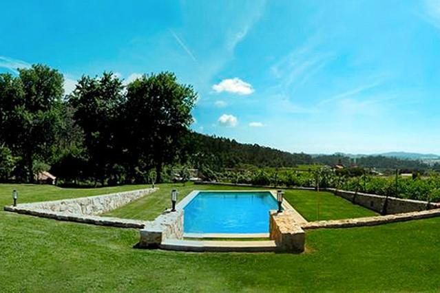 La casa donde rajoy pasar las vacaciones - Casas prefabricadas pontevedra ...
