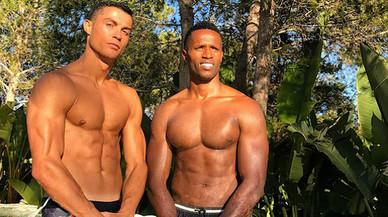 """Ronaldo, de vacaciones con la """"combinación perfecta"""""""