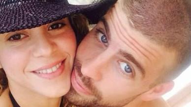 Piqué i Shakira, entre les parelles més seguides a internet