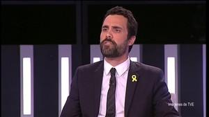 Ahir a la nit es va celebra el primer debat televisat ofert per Televisió Espanyola.