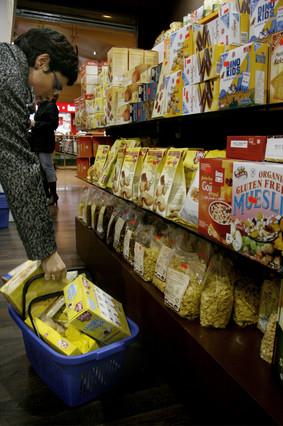 Menos del 1% de los alimentos informan de si llevan o no gluten