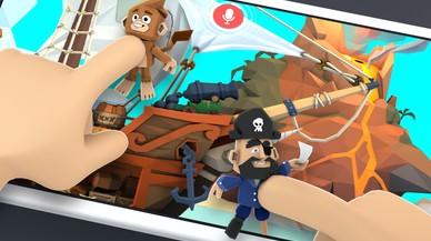 Les millors aplicacions de la setmana: Toontastic 3D i Eelp!
