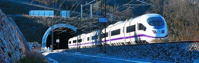 La seguridad de tres túneles del AVE recién estrenado es obsoleta