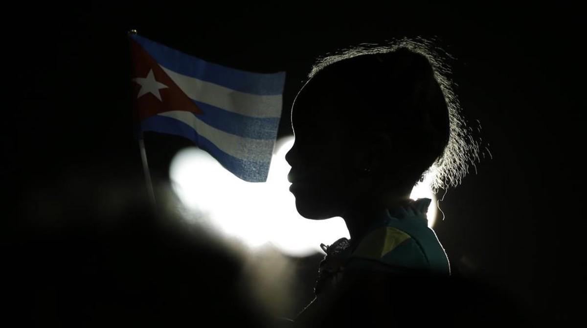 El último adiós a Fidel