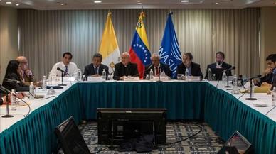 L'oposició de Veneçuela manté la seva exigència d'una sortida electoral a pesar del pacte amb el Govern