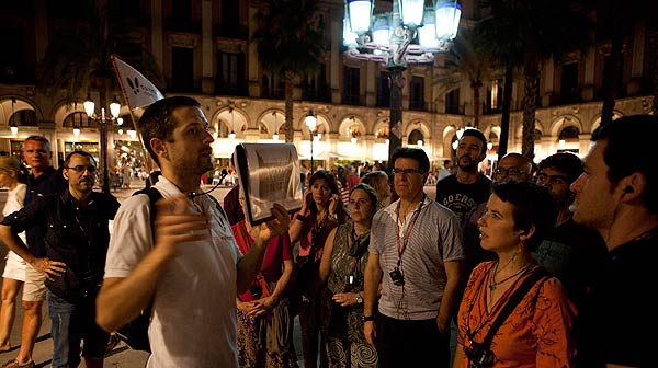 Ruta 'Barcelona nocturna i criminal'