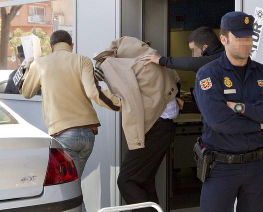 Un dels detinguts en loperació Pitiüsa lany passat.
