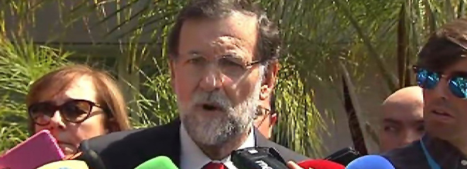 """<span style=font-size:56px;line-height:56px;letter-spacing:-2px;>Rajoy admite que el 'caso Rato' """"afecta"""" al PP</SPAN>"""