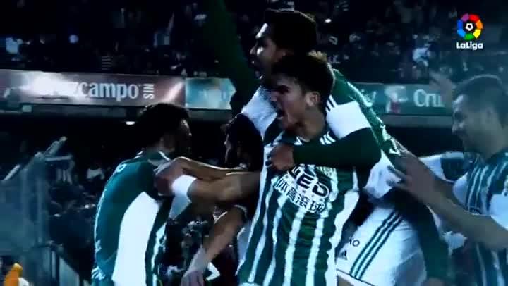 presentacion liga futbol television