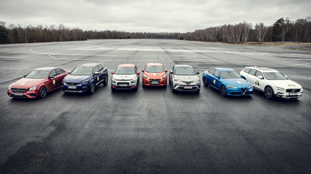 Analizamos a los siete finalistas del Car Of The Year (ES)