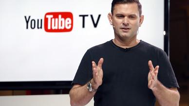 Youtube anuncia Youtube TV, el seu servei televisiu en línia per 33 euros al mes