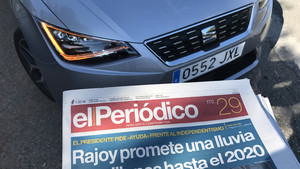 El Periódico de Catalunya y Motor Zeta prueban en exclusiva el nuevo Seat Ibiza.