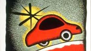 Cartel del Salón del Automóvil de Barcelona 1993