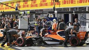El equipo McLaren ha progresado adecuadamente en las últimas carreras