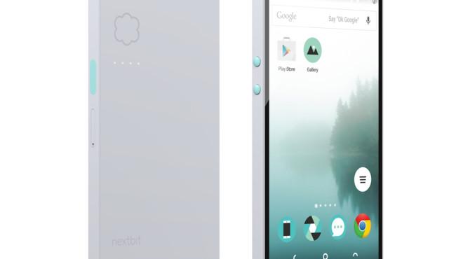 Així és Robin, l''smartphone' basat en el núvol