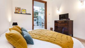 Piso de Hostmaker destinado al alquiler turístico en Barcelona.