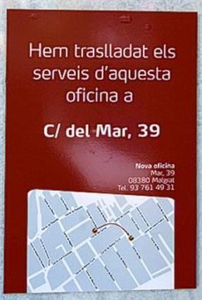 Las cajas aprovechan el verano para cerrar las oficinas for Caja de cataluna oficinas
