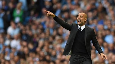 Guardiola guanya com Mourinho en el seu debut a la Premier