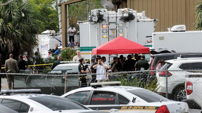 Sis morts en un tiroteig a Orlando