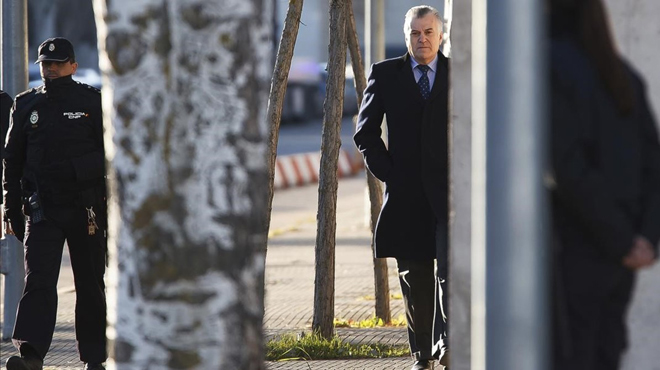 """Bárcenas afirma que els 48 milions que amagava a Suïssa eren """"com un fons de pensions"""""""