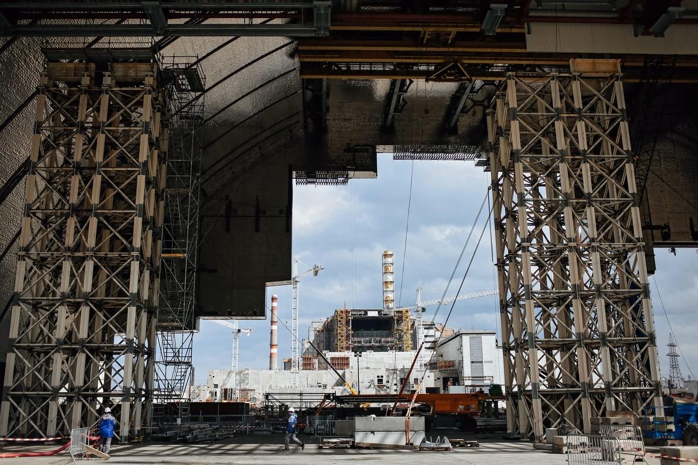 Memorias de un liquidador de Chernóbil