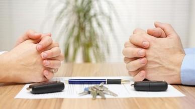 Baixen els divorcis i les separacions el 2015