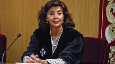 Espejel toma posesión como presidenta de la Sala de lo Penal de la AN