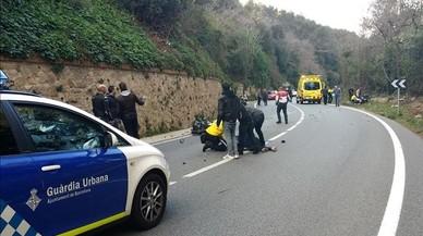 Campanya de control a motos després de repuntar les morts