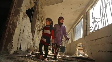 El negocio del hambre en Siria