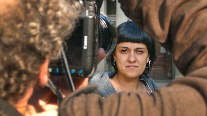 """Anna Gabriel: """"La desobediència és l'alternativa a la resignació"""""""