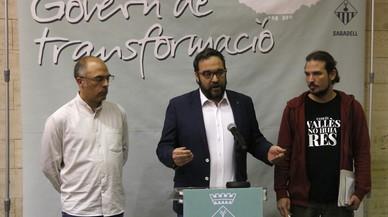 Sabadell denuncia sobrecostos de sis milions d'euros en la recollida d'escombraries