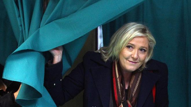 El Front Nacional no guanya en cap regió de França, segons els sondejos