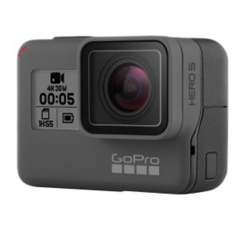 Cámara deportiva GoPro Hero5 Black, a fondo