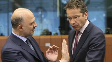 L'Eurogrup dóna suport al procés sancionador contra Espanya