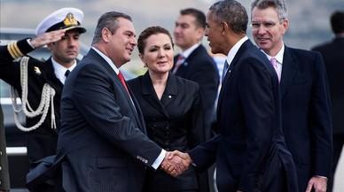 Obama alerta de l'auge dels nacionalismes