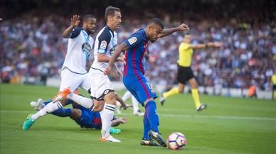 El Barça-Deportivo de Lliga, en directe 'on line'