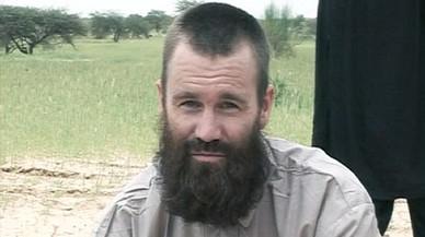 Johan Gustafsson, en una imagen de un vídeo de Al Jazira, difundido el 21 de agosto del 2012.