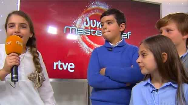 Los niños vuelven a ponerse el delantal con 'Masterchef junior 5'