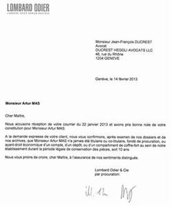 Suiza desmiente a la UDEF