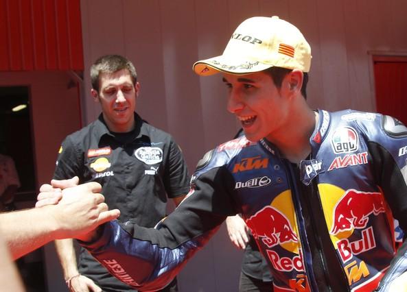 Salom liderará la parrilla de Moto3