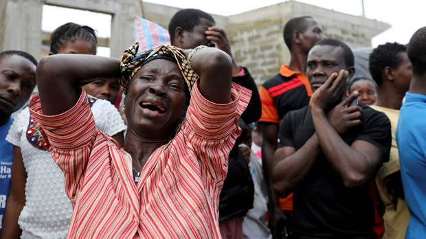 Más de 400 muertos en las inundaciones de Sierra Leona