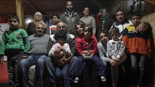 Famílies gregues solidàries