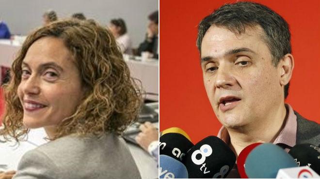 Martí comunica a la direcció del PSC que segueix en la carrera per a les primàries