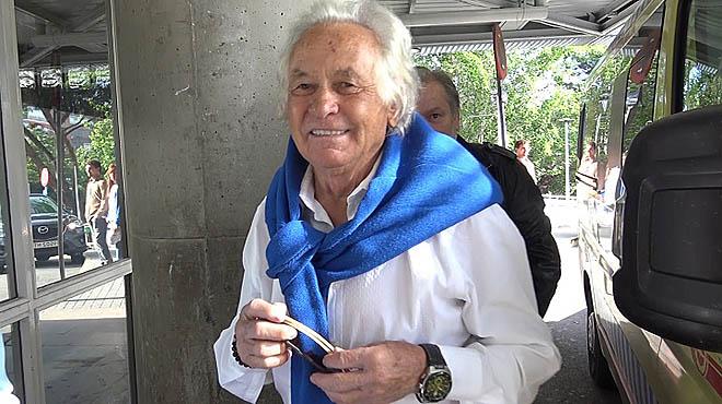 Mor Sebastián Palomo Linares als 69 anys.