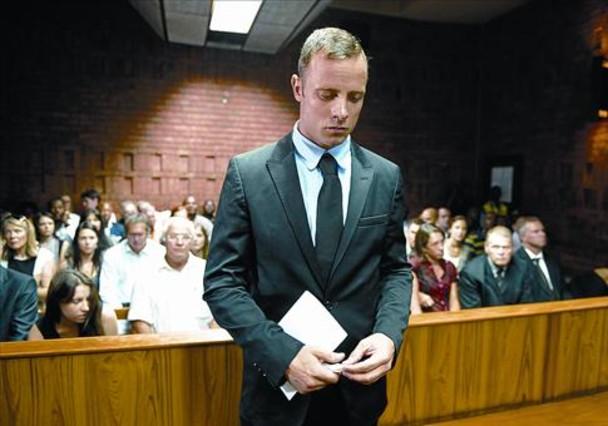 El juez concede la libertad bajo fianza a Pistorius